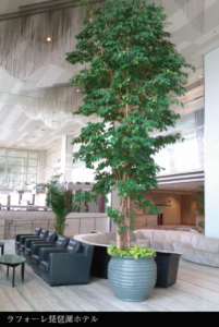 ラフォーレ琵琶湖ホテル