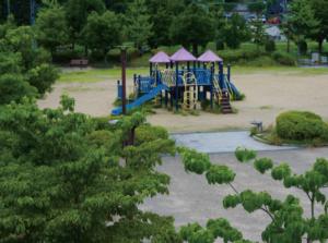 折戸公園整備