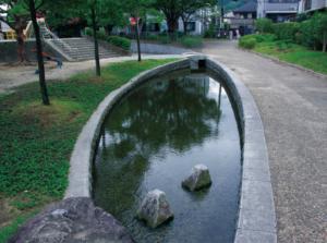 六兵ヱ池公園整備