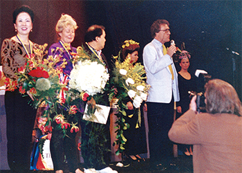 1993年 ストックホルム大会1